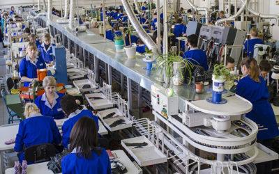 """На предприятии """"Курскобувь"""" подвели первые итоги реализации национального проекта"""