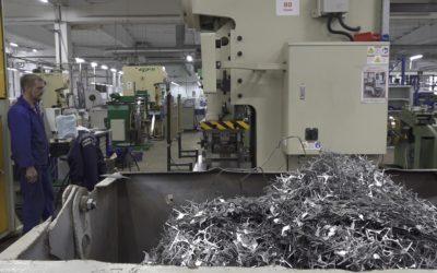 На Курском электроаппаратном заводе рассказали о первых результатах внедрения бережливого производства