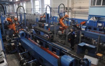 На курском предприятии «Вагонмаш» подвели предварительные итоги реализации национального проекта «Производительность труда»