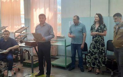 Курский завод «Счетмаш» увеличил производительность труда за 6 месяцев