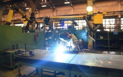 На щигровском заводе «Геомаш» отмечают рост производительности труда