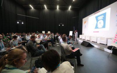 Первый день Форума «Производительность 360» посетили более 1000 человек