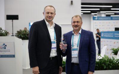 Курская область получила награду за высокие результаты по освещению национального проекта «Производительность труда»